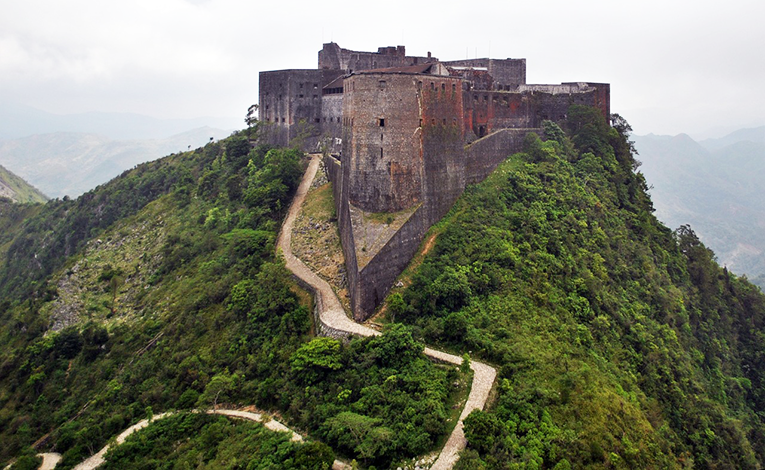The Citadel Ferrière, Haiti
