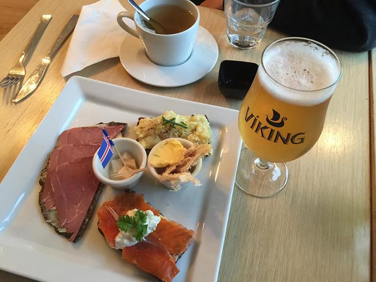 Iceland cuisine