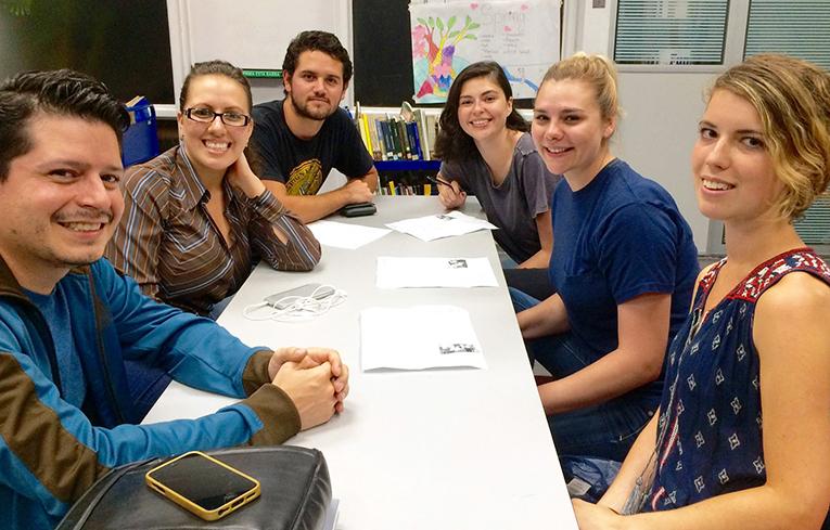 Language exchange partners in Costa Rica
