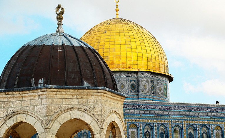 The Dome of the Rock, Israel