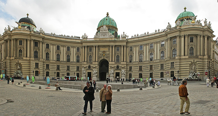 Hofburg Imperial Palace, Vienna, Austria