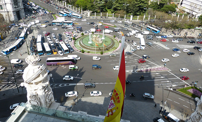 Capital of Spain