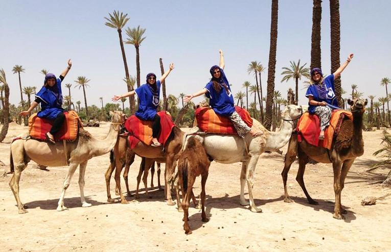 Marrakech desert adventure