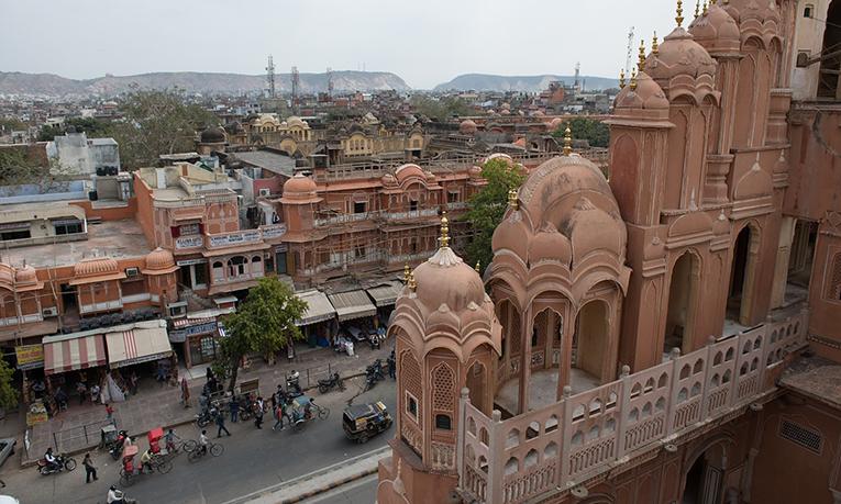 Palace of Winds, Jaipur