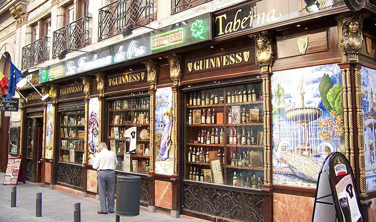 Madrid bar