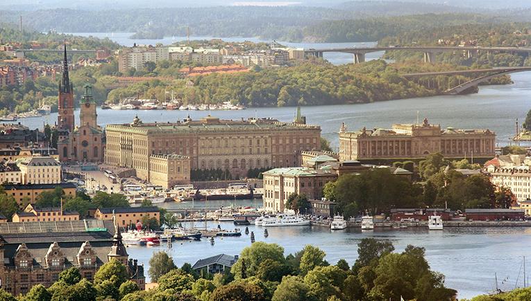 Royal Palace, Sweden