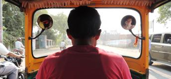 Meditations From the Back of a Rickshaw