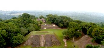 Visit one of the historical Mayan ruins of Belize.