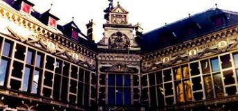 Study in historical buildings, like Utrecht University's Humanities Building