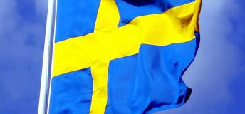 The colors of the Swedish flag have been made famous by the popular IKEA stores.