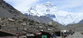 Basecamp of Mt. Everest