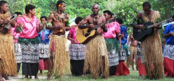 Study in Fiji and experience celebrations with the locals.