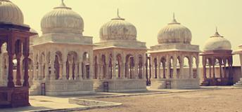 Cenotaph, India
