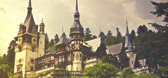 Romanian Castle