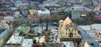 The City Of Lviv