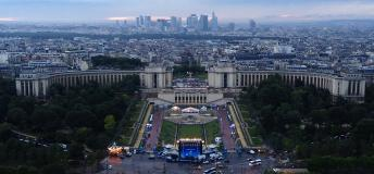 Palais de Chaillot, Paris