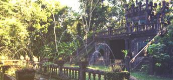 Paronella Park, Cairns, Australia