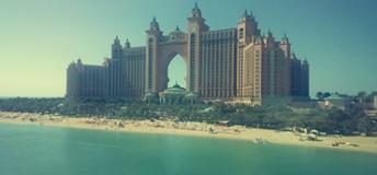 Atlantis the Palm Hotel and Resort, Dubai.