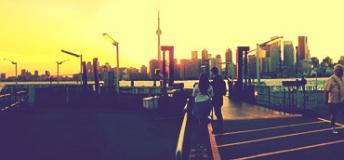Toronto, Ontario Canada.