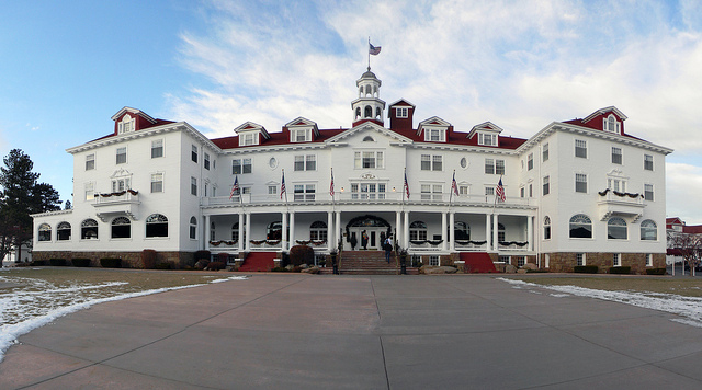 View of the Stanley Hotel