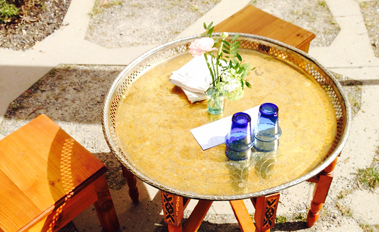 Hammam Spa Table, Turkey