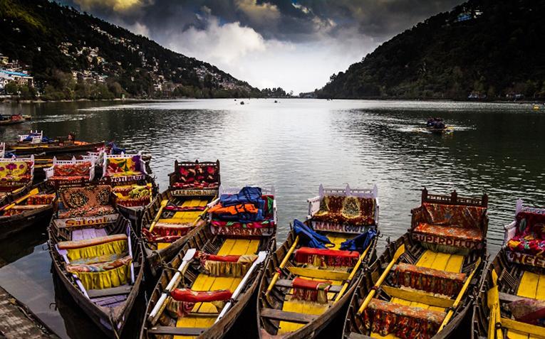 Boat Ride in India