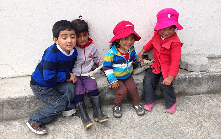 What is the best site for the street children?