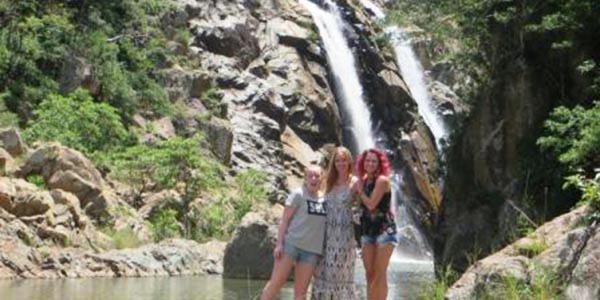 Mantenga Waterfall, Swaziland